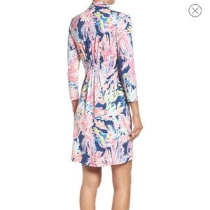 Lilly Pulitzer Dresses - Lily Pulitzer Margate Dress size Large
